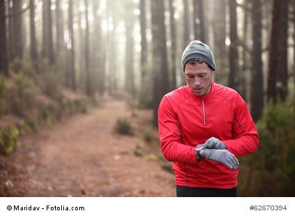 Training mit Herzfrequenz