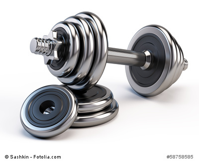 Muskelaufbau mit Personal Training