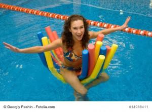 Schwimmen und Gesundheit