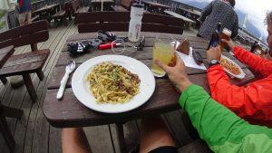 Alpencross Ernährung