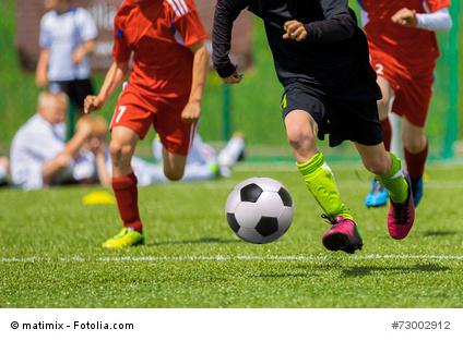 Freizeitsport Fußball